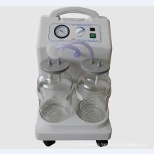 Máquina de succión eléctrica del equipo médico Wt-3090A con la carretilla