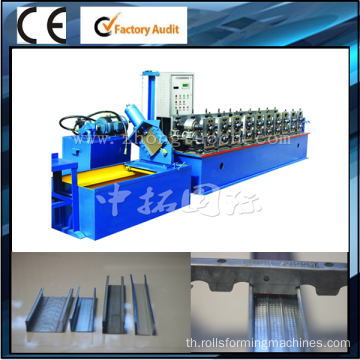 เครื่อง Strut Channel Forming Machine