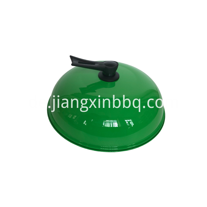 Electric Grill Barbecue Lid