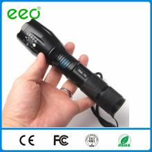 EEO Best Powerful Tactical Led xm-l t6 5 modes led lampe de poche