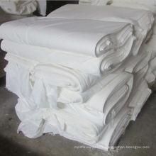 Tissu d'impression et de teinture Tissu rayonne gris