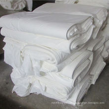 Impressão e Tingimento Vestuário Tecido Cinza Rayon