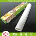 Rouleaux et feuilles résistants à la chaleur résistants à la chaleur de four de cuisson de silicone de FDA