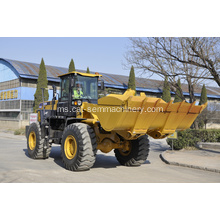 Gambia Road Construction SEM655D Loader