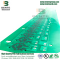 1Layer PCB FR4 TG135 Low Cost PCB Carbon oil