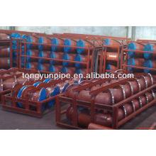 Tubos de cerâmica de marca Tongyun