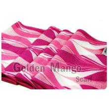 Модные печатные кашемировые пашминные шарфы