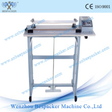 Low Price Foot Type Polythene Sealing and Cutting Machine