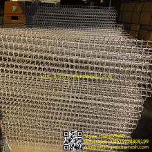 Roll Top Mesh Ornamental Double Loop Wire Fence