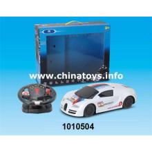 New Item Kunststoff Spielzeug 4-CH R / C Auto (1010504)