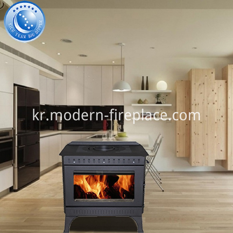 Steel Plate Fireplace Hot Sell
