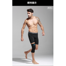 comfortable anti-slip compression knee brace support