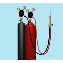 Cilindro de CO2 para pressão Hiqh (WMA-219-21)