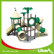 LLDPE Material Type Preschool Outdoor Playground Equipment for Kids, Kids Outdoor Jungle Gym