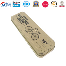 Alta Qualidade Moda Retângulo Metal Pen Holders Jy-Wd-2015120302