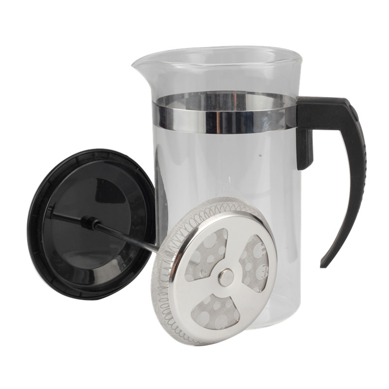 Glass French Press Coffee Maker