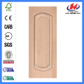 JHK-M05 natural beech door skin beautiful door skin one panel red