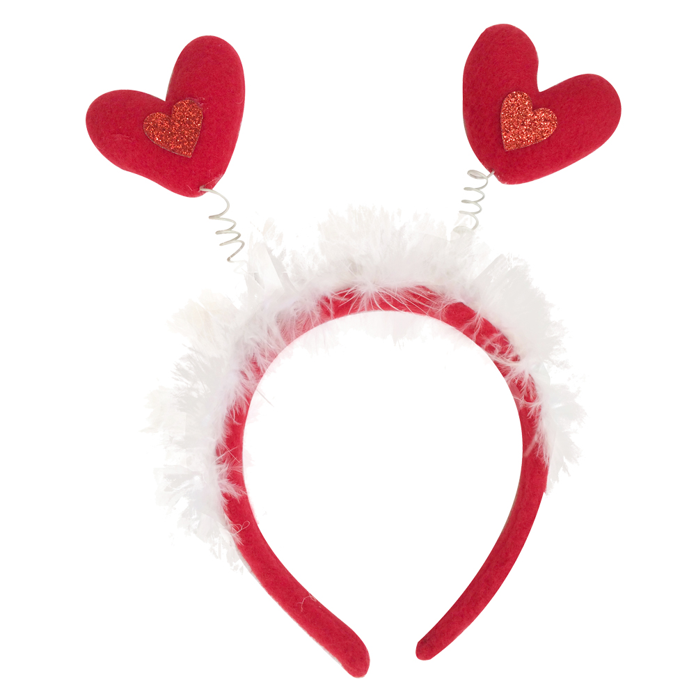 Heart Shape Easter Headband