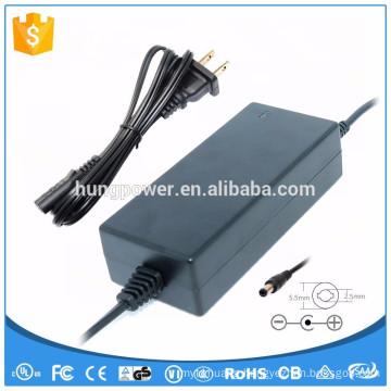 Power Supply ac adapter class 2 UL Dc 12v 5a level vi