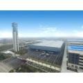 Bsdun Conveniente Centro Comercial Elevador De Passageiros Com Decoração De Elevador De Luxo