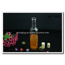 350ml Red Wine Bottle with Rubber Stopper