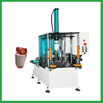 High Efficiency Stator Coil Winding Middle Forming Machine