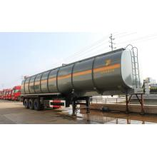 3 Axle Chemical Liquid Tank Trailer