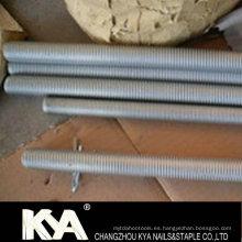 HDG DIN975 ASTM193 Varilla de rosca para la industria