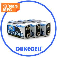 Супер питания 9В/ Alklaine в 6lr61 батареи