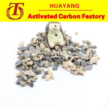 88%, 85% de minerai de bauxite de pureté à l'usine fournissant de porcelaine
