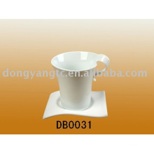 Factory direct wholesale ceramic coffee set
