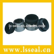Multiple spring mechanical seal, shaft seal