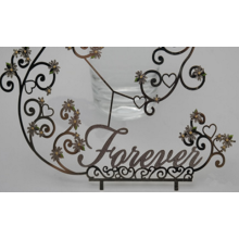 Professional custom metal etching type hangings