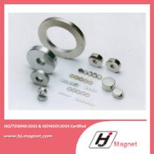 Haute puissance personnalisés Magnet Ring certifié par ISO 14001