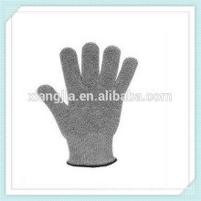 Different weight Knitted Cotton Gloves,Gloves Construction ,Heavy Duty Gray Knit Cotton Gloves