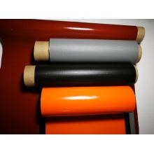 Cinta de fibra de vidrio recubierta de silicona de alta calidad