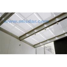 Système de stores à toit sans fil