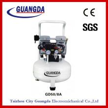 0.58kw 30L 8bar 105L/Min Oil Free Air Compressor