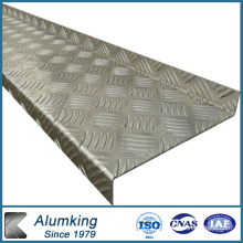 Diamond Chequered Aluminium Panel 1050/1060/1100 for Electrical