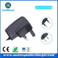 hot sell Cellular Phone Charger and black switching adapter