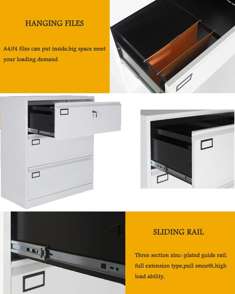 Lateral Filing Cabinet Details