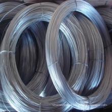 Fio de aço galvanizado material Buliding