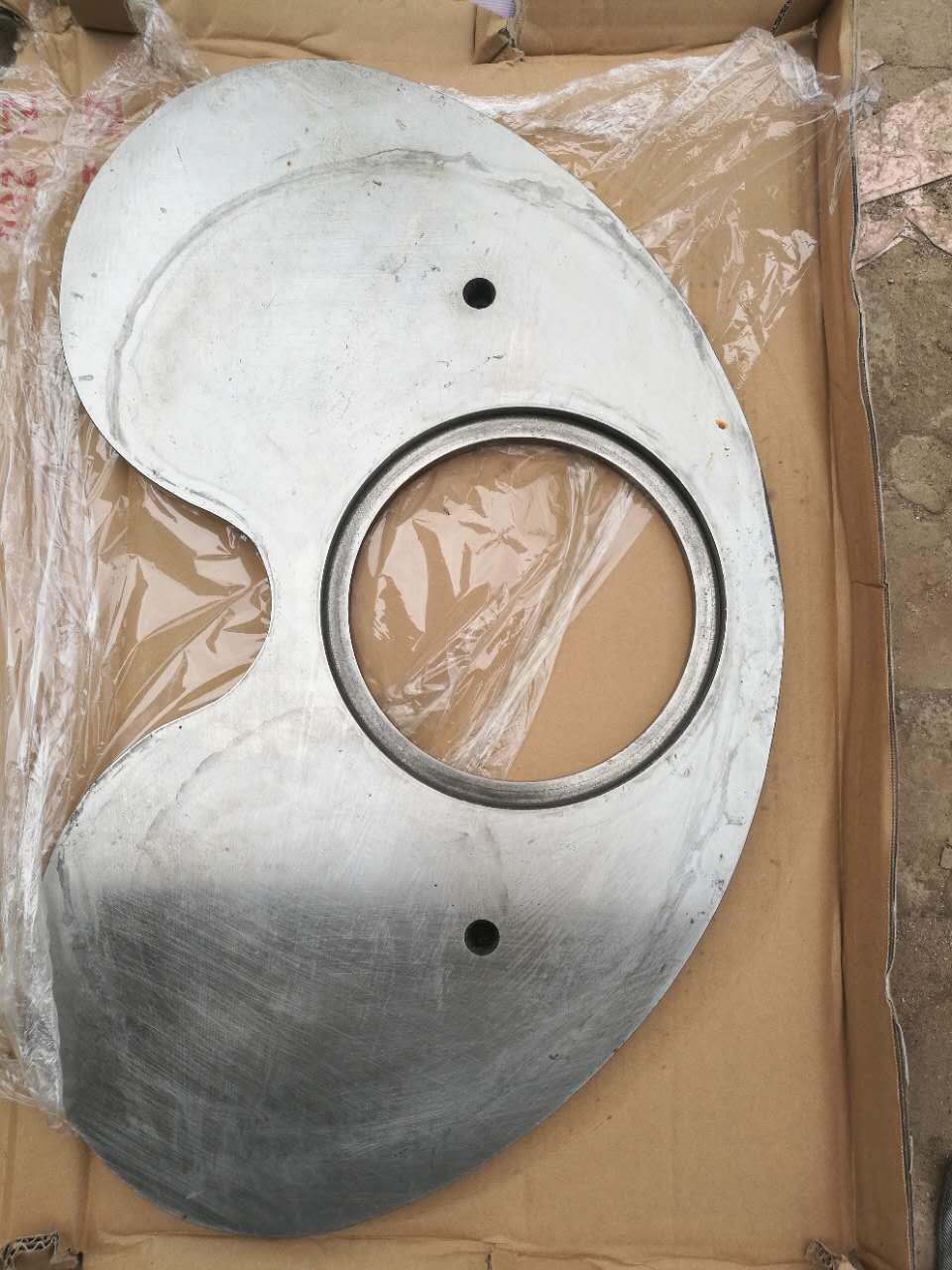 Schwing Concrete Pump Housing Lining Kidney Ring