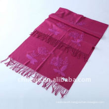 wool embroidered scarf shawl pashmina