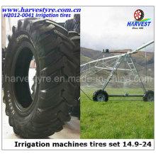 Irrigation Pivot Tyres Set Under Reach Certificates