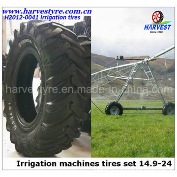Irrigation Pivot Tyres Set Under Reach Certificates