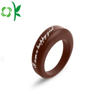 Unique Fashion Wedding Ring Hot Sales Silikon Ringar
