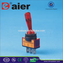 Daier auto on off light switch automotive switch auto switch