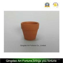Bougeoir en céramique en argile en plein air - petit