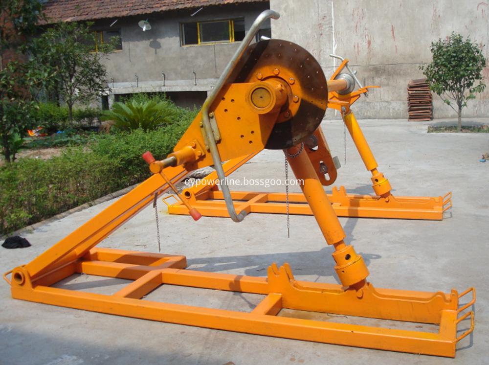 Braking Drum Elevators With Hydraulic Motor
